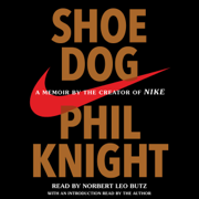 Shoe Dog (Unabridged)