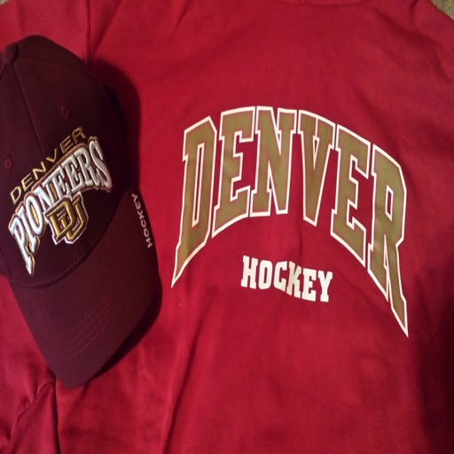 Cover image of Magness Mayhem on DU hockey