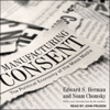 Edward S Herman & Noam Chomsky - Manufacturing Consent: The Political Economy of the Mass Media artwork