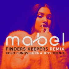 Finders Keepers by Mabel