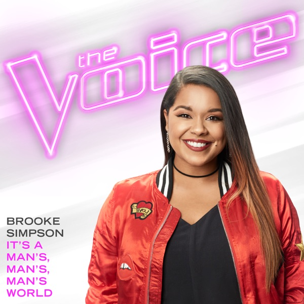 It's a Man's Man's Man's World (The Voice Performance) - Single
