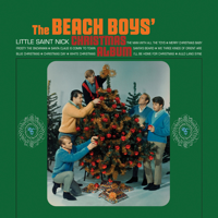 The Beach Boys - The Beach Boys' Christmas Album artwork