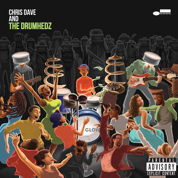Chris Dave And The Drumhedz - Black Hole Feat. Anderson Paak