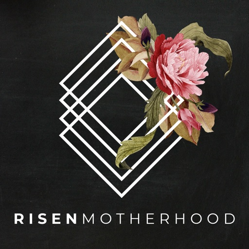 Cover image of Risen Motherhood