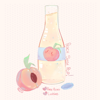 Park Bird - Peach Soda Pop (feat. Luvbird) artwork