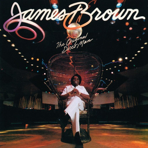 Art for It's Too Funky In Here by James Brown