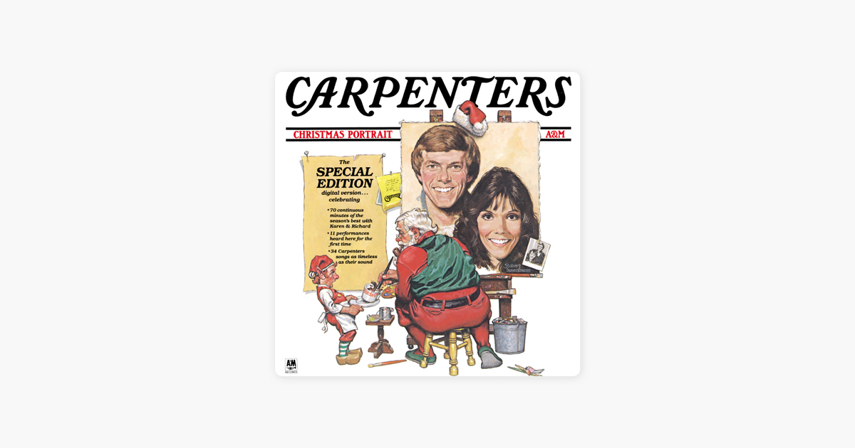 Christmas Portrait (Special Edition) by Carpenters on Apple Music