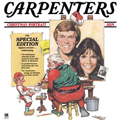 Carpenters - Christmas Portrait (Special Edition) Lyrics