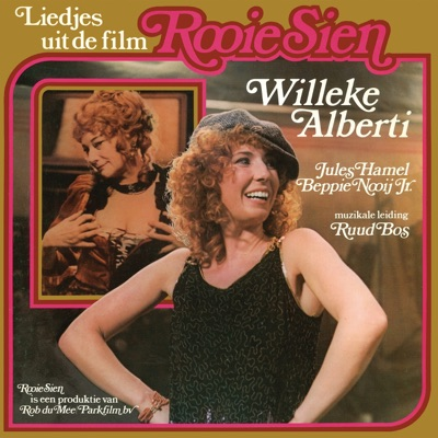 Liedjes Uit De Film Rooie Sien (Original Motion Picture Soundtrack) - Willeke Alberti