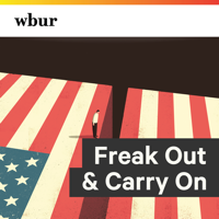 Podcast cover art for Freak Out and Carry On