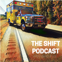 Podcast cover art for The Shift Podcast