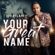 Your Great Name (Live) - Todd Dulaney