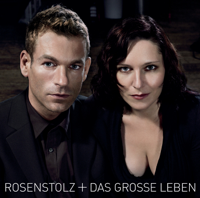 Rosenstolz - Das grosse Leben artwork