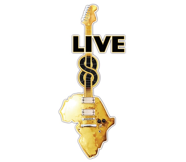 Live 8 (Hyde Park, London) - Single