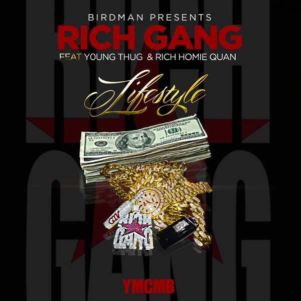 Lifestyle (feat. Young Thug & Rich Homie Quan) - Single