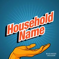 Podcast cover art for Household Name