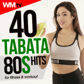 40 Tabata 80s Hits For Fitness & Workout (20 Sec. Work and 10 Sec. Rest Cycles With Vocal Cues / High Intensity Interval Training Compilation for Fitness & Workout)