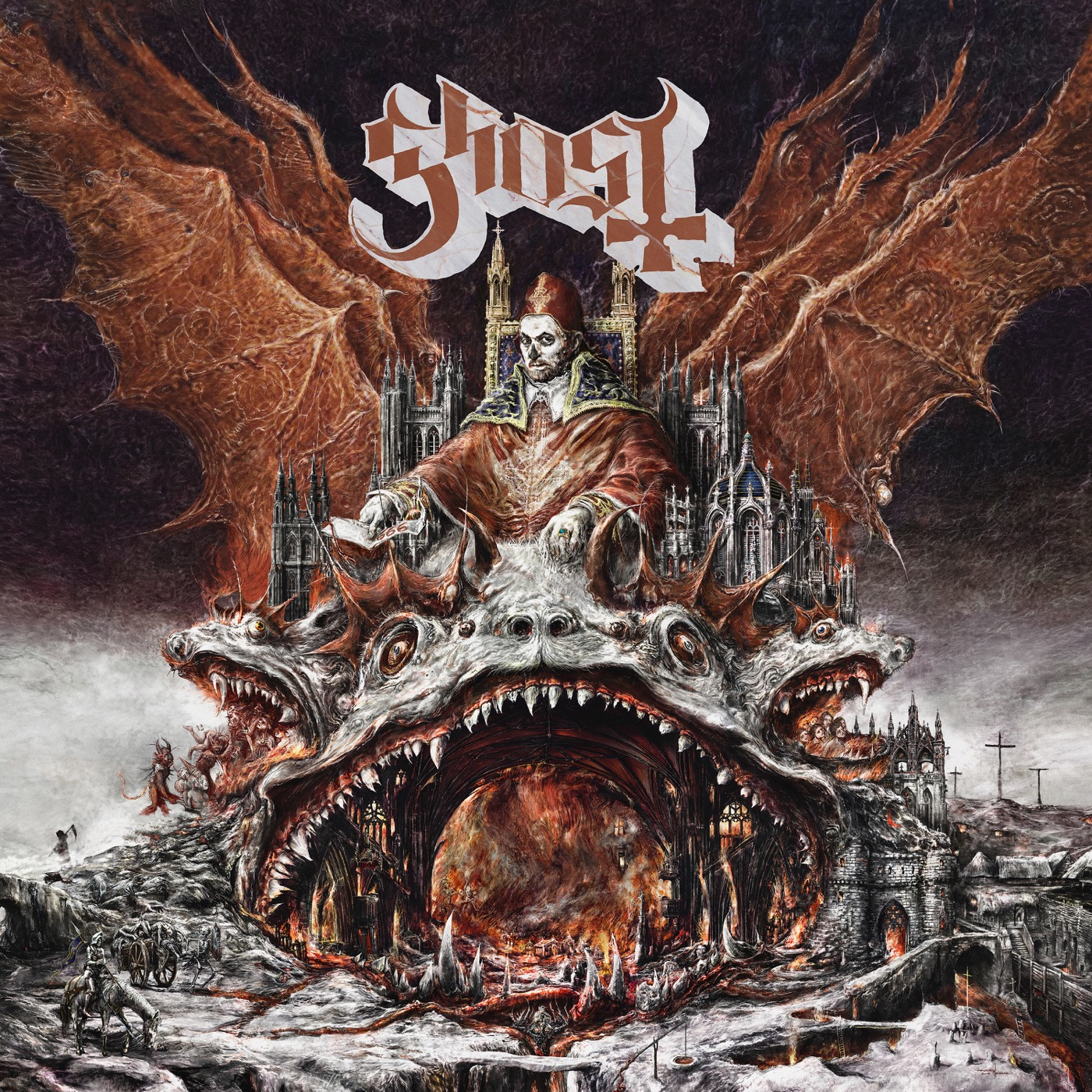 Ghost - Prequelle (Deluxe) (2018)