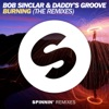 Burning (The Remixes) - EP, Bob Sinclar & Daddy's Groove