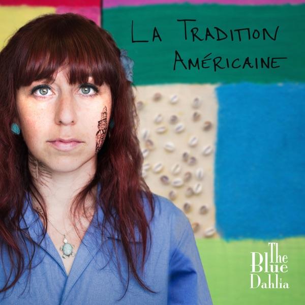 Blue Dahlia - Plantation
