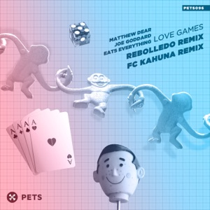 Love Games Remixes - Single Mp3 Download