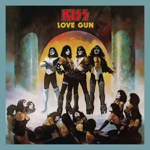 Kiss - Love Gun (Demo)