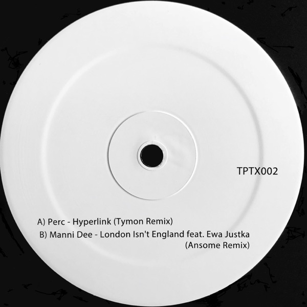 Hyperlink / London Isn't England Remixed - Single