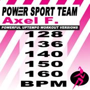 Axel F. (Theme of Eddie Murphy's Beverly Hills Cop) [140 Bpm] - Power Sport Team - Power Sport Team