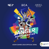 Janger Persahabatan Official Song Asian Games