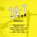 Various Artists - 24:7 Riddim - EP