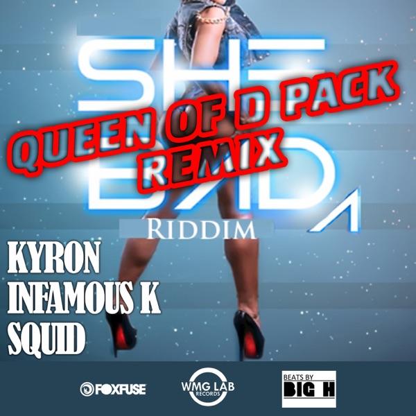 Queen of d Pack (Remix) - Single