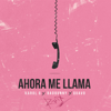 Karol G, Bad Bunny & Quavo - Ahora Me Llama (Remix) ilustración