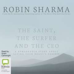 The Saint, the Surfer and the CEO (Unabridged)
