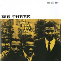 Paul Chambers, Phineas Newborn & Roy Haynes - We Three (Remastered) artwork