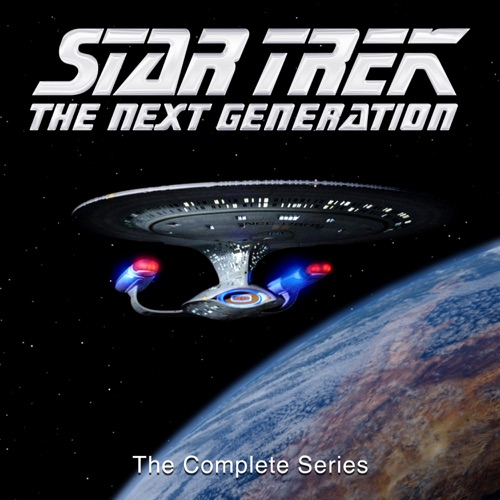 Star Trek: The Next Generation: The Complete Series movie poster
