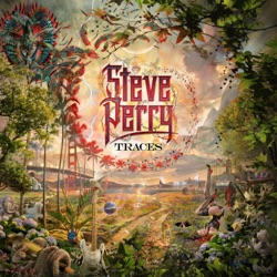 Traces - Steve Perry Album Cover