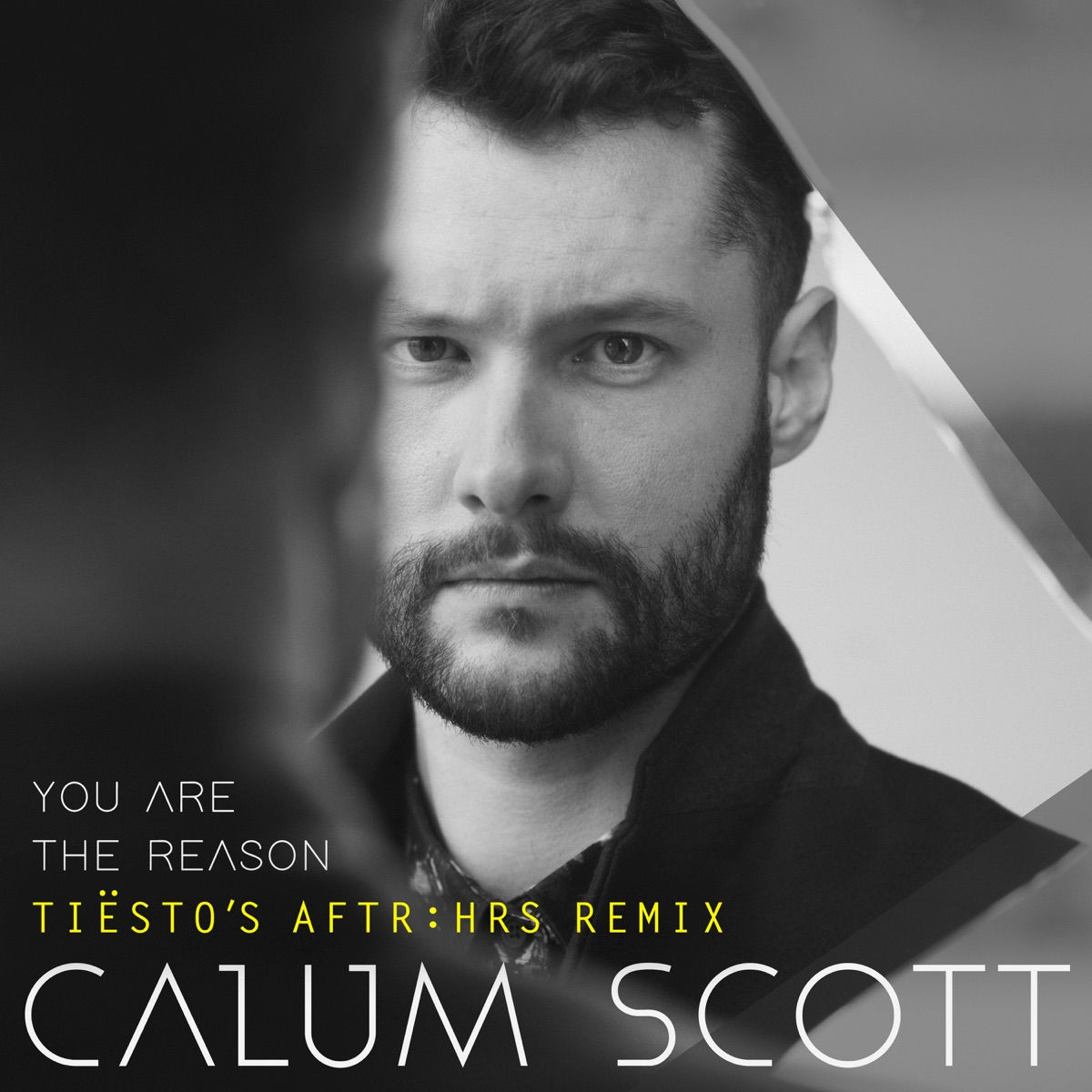 You Are the Reason Tiëstos AFTRHRS Remix - Single Calum Scott CD cover