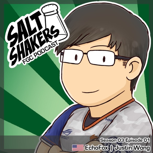 Cover image of Salt Shakers: FGC podcast, NZ made!