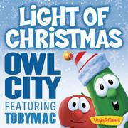 Light of Christmas (feat. tobyMac) - Owl City - Owl City