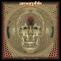 Amorphis - Queen of Time artwork