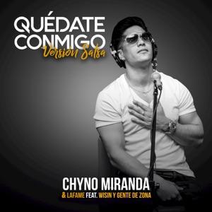 Quédate Conmigo (Versión Salsa) [feat. Wisin & Gente de Zona] - Single Mp3 Download
