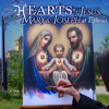 Benedictines of Mary, Queen of Apostles - The Hearts of Jesus, Mary & Joseph at Ephesus  artwork