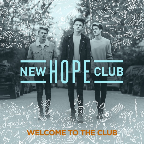 Welcome to the Club - EP