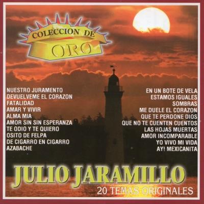 Colección De Oro 20 Temas Originales - Julio Jaramillo