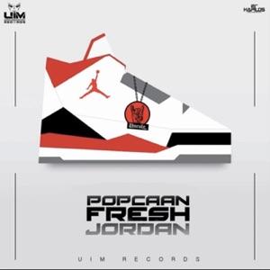 Popcaan & Anju Blaxx - Fresh Jordan
