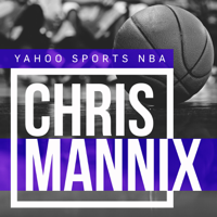 Podcast cover art for Yahoo Sports NBA: Chris Mannix