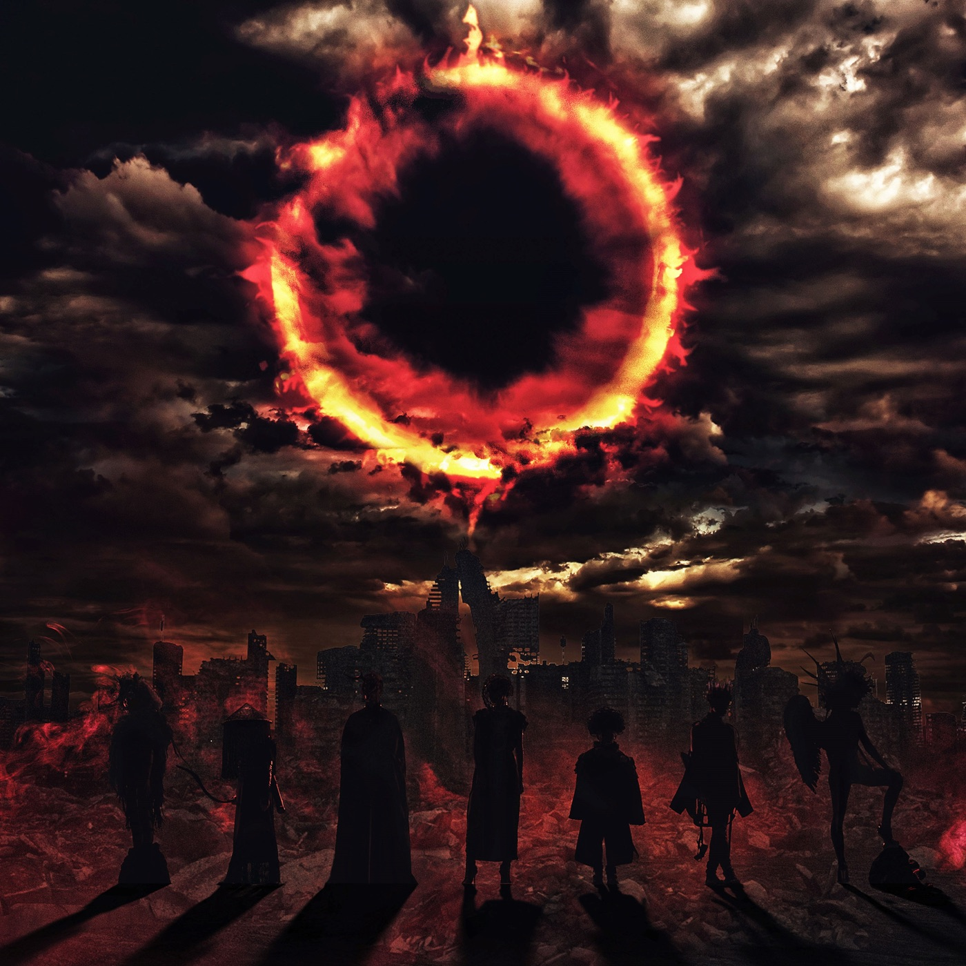 BABYMETAL - Distortion [single] (2018)