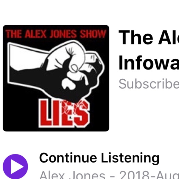 Free Alex Jones Podcast