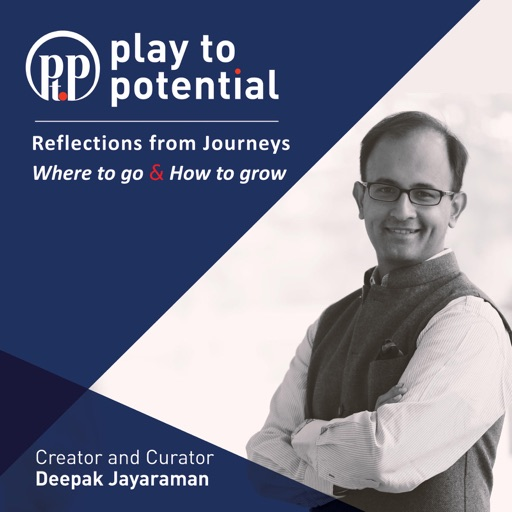 Cover image of Play to Potential Podcast