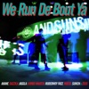 We Run de Bout Ya - Single ジャケット写真